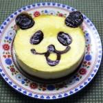 小熊芝士蛋糕(甜品点心)