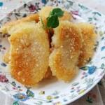 香煎糯米白粽(剩粽子的吃法)