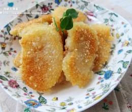 香煎糯米白粽