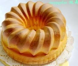 皇冠戚风蛋糕