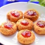 草莓饼干(甜品点心)