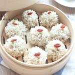 糯米珍珠丸子(清蒸菜)