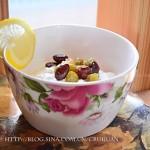 低卡路里希腊酸奶(减肥菜谱)