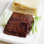 烙饼卷带鱼(早餐菜谱)