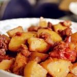 西紅柿土豆燉牛腩