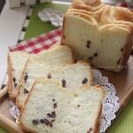 蜜豆面包卷(面包机食谱)