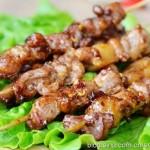 烤肉串(烤箱菜)