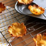 烤菠萝花(水果拼盘)
