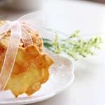 杏仁瓦片酥(甜品点心)