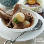 肉骨茶(健脾排湿、冬病夏治的东南亚药膳)