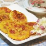 金黄地瓜饼(早餐菜谱)