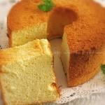 酸奶戚风蛋糕(早餐菜谱)