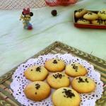 芝麻蛋黄饼干(甜品点心)