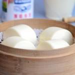 炼乳馒头(早餐菜谱)