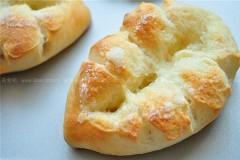砂糖奶油梭形面包