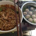 潮州沙茶粿条(潮州小吃)