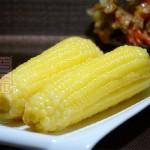 水煮粘玉米(早餐菜谱)
