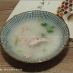 生滚鱼片粥(早餐菜谱)