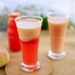 西瓜蜜桃汁