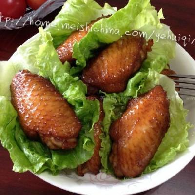 蜜汁烤鸡中翅