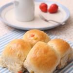 蔬菜小餐包(早餐菜谱)