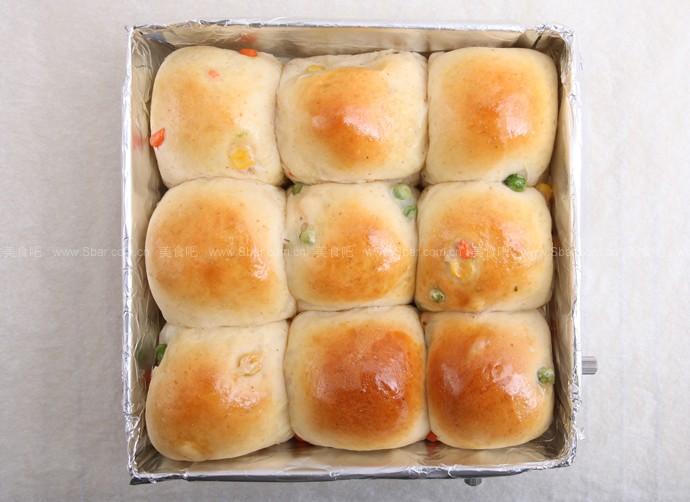 蔬菜小餐包
