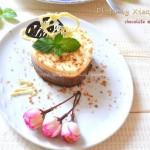 黑白巧克力慕斯蛋糕(七夕情人节甜品点心)