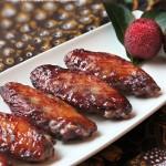 杨梅鸡翅(烤箱菜)