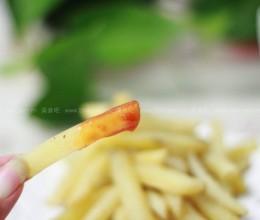 自制健康美味的薯条