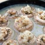蒜香焗口蘑(瘦身期的营养菜)