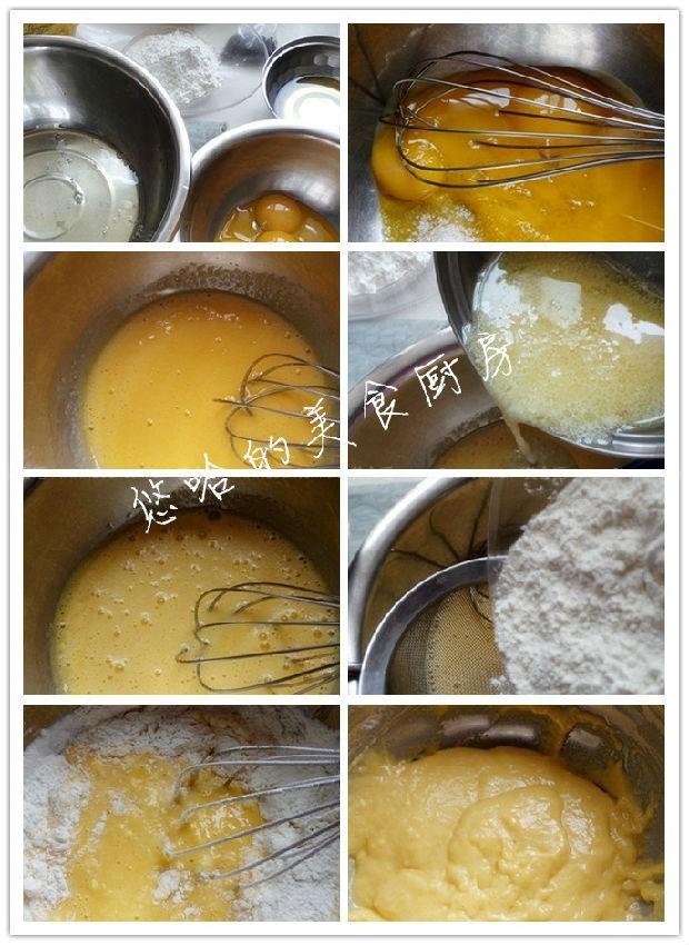 电饭锅做蛋糕(早餐菜谱)的做法步骤