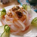 红油凉粉(夏日凉菜)