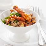 黑椒烤虾(烤箱菜)