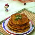 黄金南瓜丝饼(早餐菜谱)