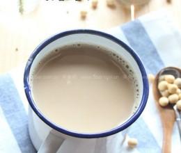 浓醇咖啡豆浆