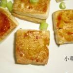 铁板豆腐(街头特色小吃)