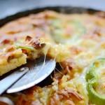 蘑菇腊肠披萨(下午茶)