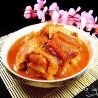 腐乳扣碗肉