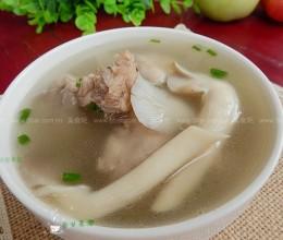 凤尾菇骨汤