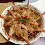 芙蓉虾(清蒸菜)