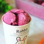 蓝莓冰淇淋(甜品点心)