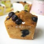 红糖蓝莓马芬(甜品点心)