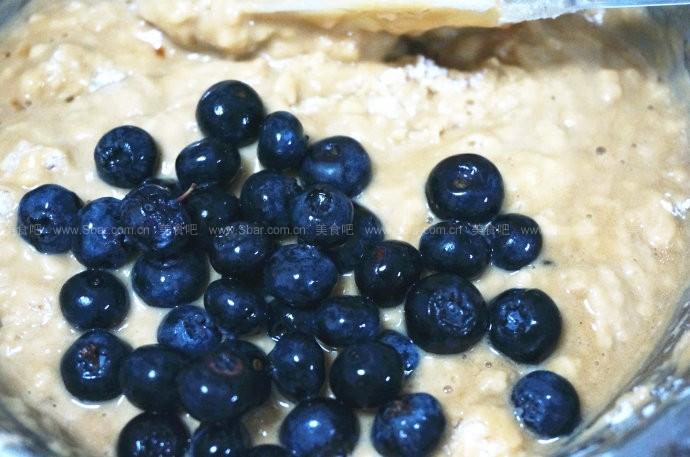 红糖蓝莓马芬