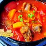 韩式番茄炖牛腩