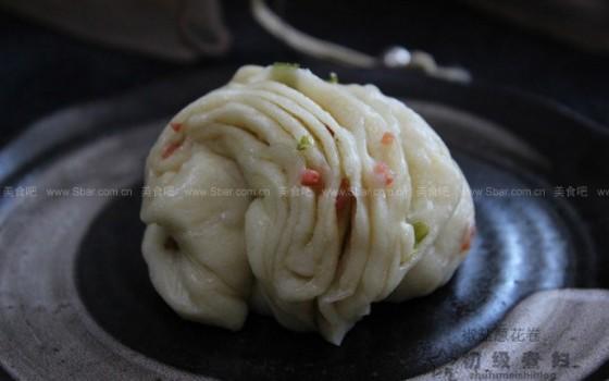 椒盐葱花卷儿(早餐菜谱)