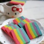 彩虹饼干(甜品点心)