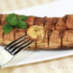 肉桂烤香蕉(甜品点心)