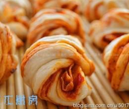 牛肉酱花卷