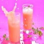 冰爽蜜桃汁