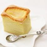 洋梨棉花蛋糕(糖水洋梨)